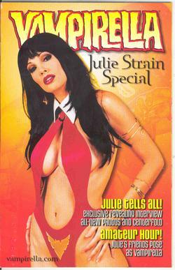 Julie strain enemy gold - 2 part 3