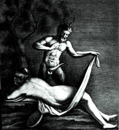 Les Maîtres De L étrange Et De L Horreur Le Mythe De Pan