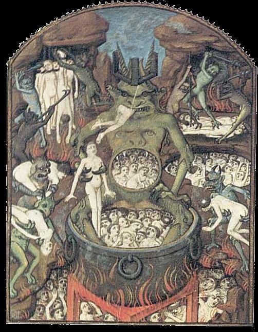 Казни и пытки в Средние века. Сваривание заживо (Boling Alive